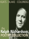 The Ralph Richardson Poetry Collection (MP3)
